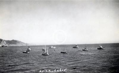Avila port san luis avila california fishing boats for Avila beach fishing