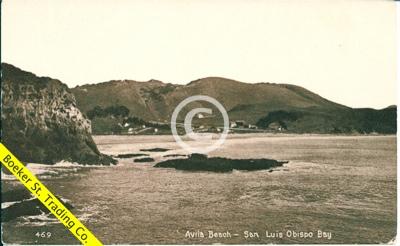 Avila port san luis 1950s avila beach california beach for Avila beach fishing